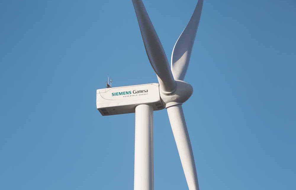 Siemens liefert Windturbinen nach Vietnam