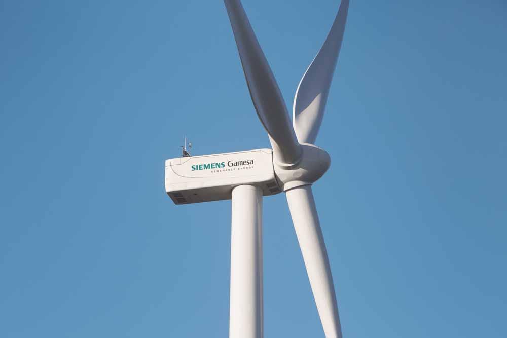 """Siemens wird Windturbinen des Typs """"SG 4.5-145"""" nach Vietnam liefern. Foto: Siemens Gamesa Siemens wird Windturbinen des Typs """"SG 4.5-145"""" nach Vietnam liefern. Foto: Siemens Gamesa"""