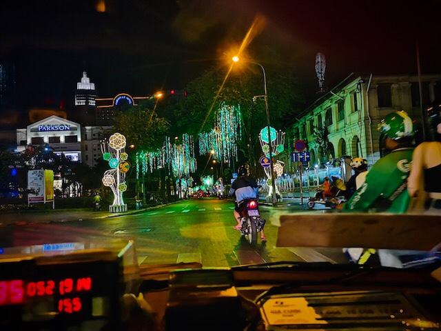 Saigon hat keine Lust auf Virus
