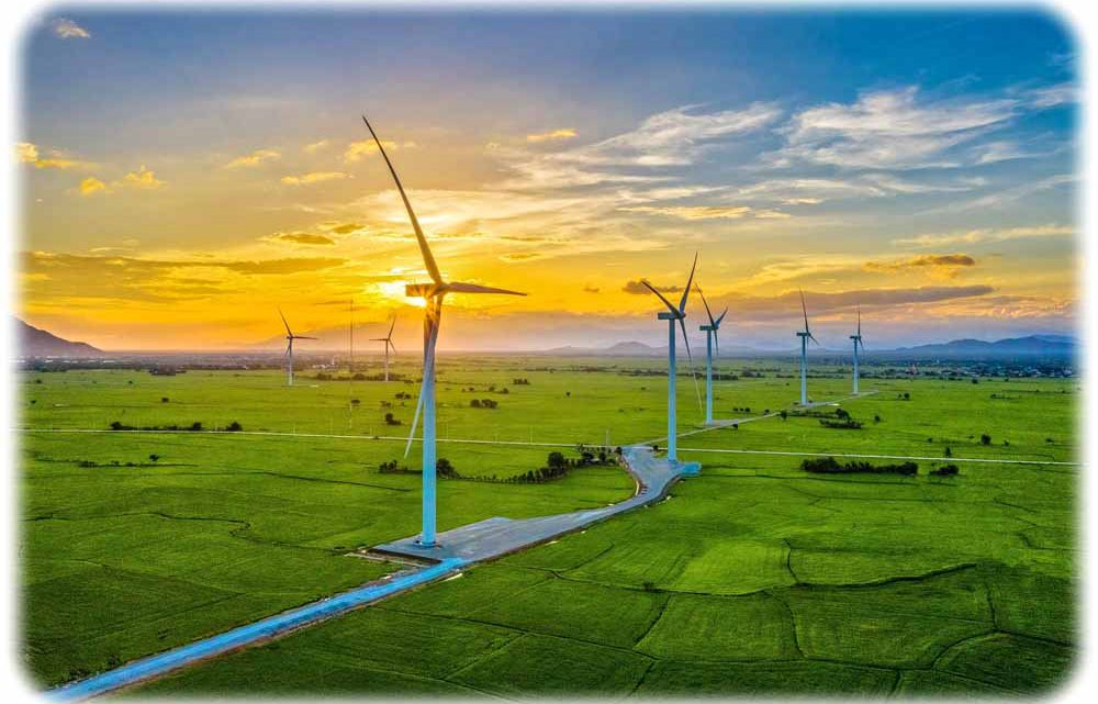 Noch mehr Siemens-Windkraft für Vietnam