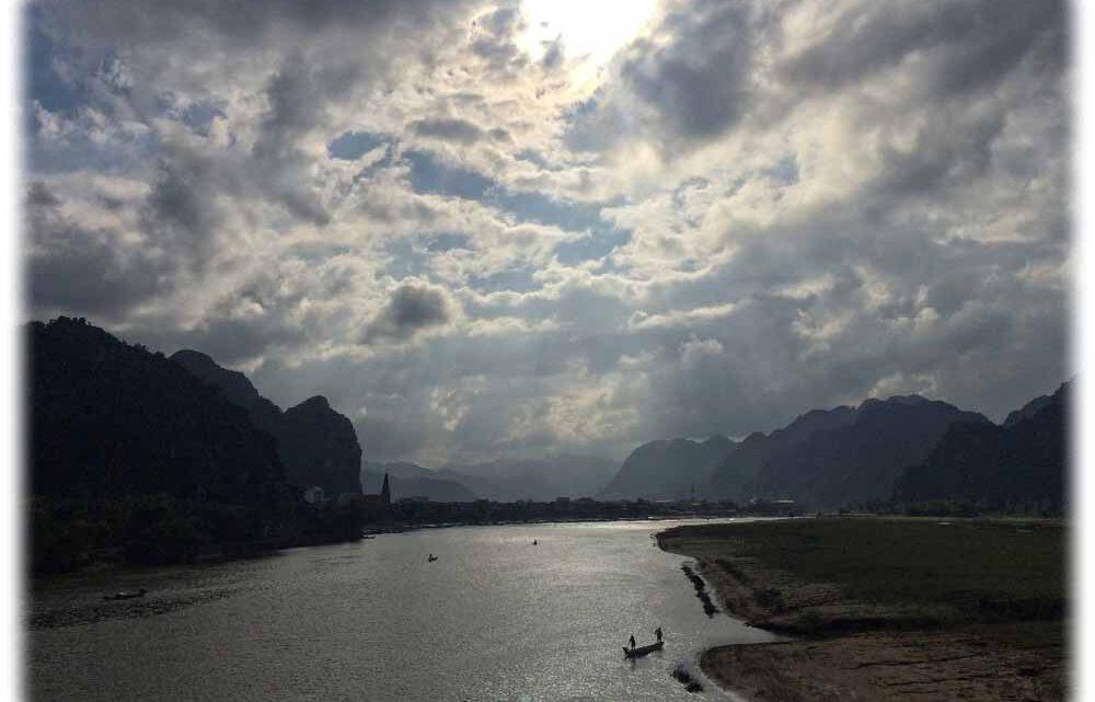 Schwere Überschwemmungen in Mittelvietnam